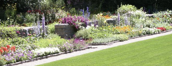 Abby Aldrich Gardens